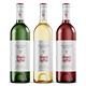 Wine Bottles Mockup Set - GraphicRiver Item for Sale