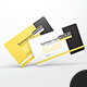 Business Card With Rounded Corners Mockups - GraphicRiver Item for Sale
