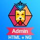 BootHelp | Bootstrap Admin Dashboard HTML  PSD  Angular Starter kit - ThemeForest Item for Sale