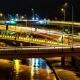 Traffic on Freeway Interchange at Night in Kuala Lumpur Malaysia - VideoHive Item for Sale