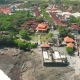 Aerial View of Pura Tanah Lot Temple in Tabanan, Bali, Indonesia - VideoHive Item for Sale