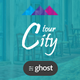 CityTour - Modern Blog for Ghost - ThemeForest Item for Sale