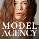 Podium | Fashion Model Agency WordPress Theme - ThemeForest Item for Sale