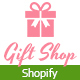 Gift shop - Gift, flower, toy & accessories Shopify stores - ThemeForest Item for Sale