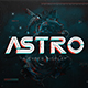 ASTRO CYBER DISPLAY FONT - GraphicRiver Item for Sale