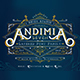 Andimia Layered Font Family - GraphicRiver Item for Sale
