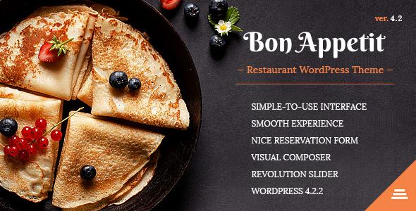 Restaurant Bon Appetit
