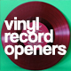 Vinyl Record Openers - VideoHive Item for Sale