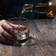 Man From the Bottle Pours Bourbon - VideoHive Item for Sale