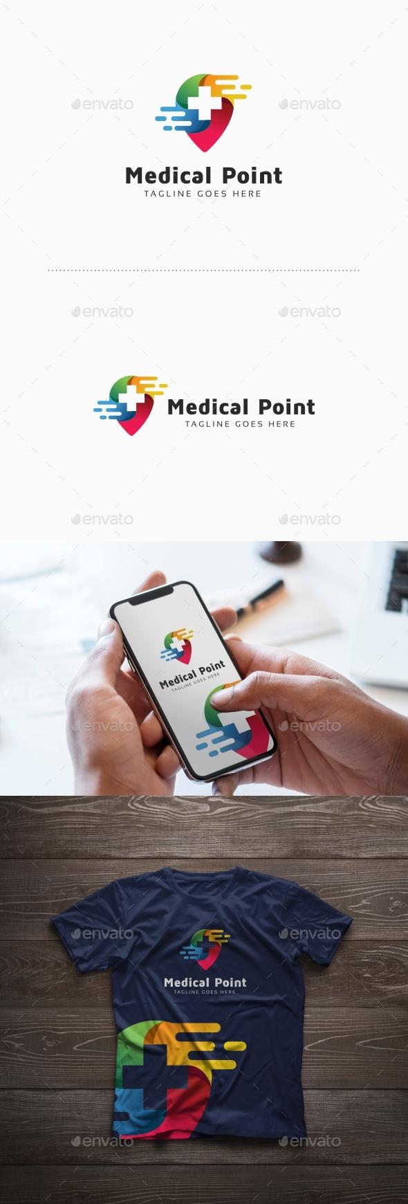 Medical Point Logo