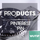 10 Pinterest Pin Banner-Products - GraphicRiver Item for Sale