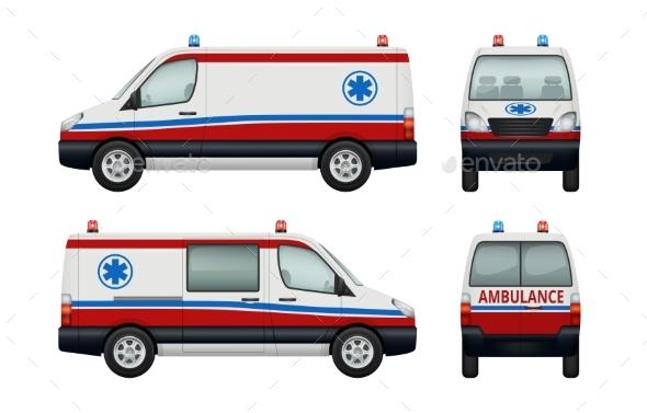 Ambulance Service Cars