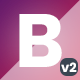 BROG- Creative vCard Template - ThemeForest Item for Sale