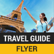 Travel Guide Flyer - GraphicRiver Item for Sale