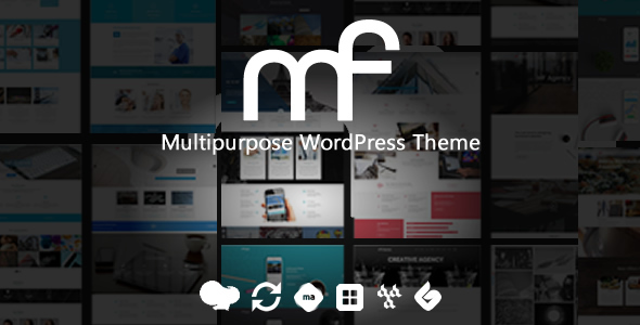 MF - Multipurpose WordPress Theme