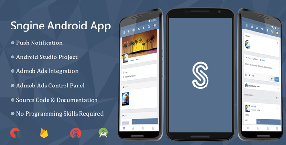 Sngine Android Application Download