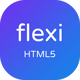 Flexi - Personal Portfolio HTML5 Template - ThemeForest Item for Sale
