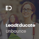 LeadEducate - Education Unbounce Landing Page Template - ThemeForest Item for Sale
