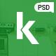 Kitzen   Modern Kitchen PSD Template - ThemeForest Item for Sale