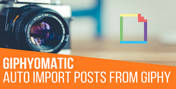 Giphyomatic Automatic Post Generator Plugin for WordPress