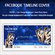 Facbook Timeline Template - GraphicRiver Item for Sale