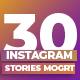 30 Trendy Instagram Stories I Mogrt - VideoHive Item for Sale