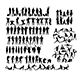 More than 100 Human Activity Silhouettes - GraphicRiver Item for Sale
