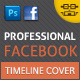 Professional Facebook Timeline Cover - GraphicRiver Item for Sale