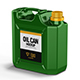 Motor Oil Can Gallon Mockup - GraphicRiver Item for Sale