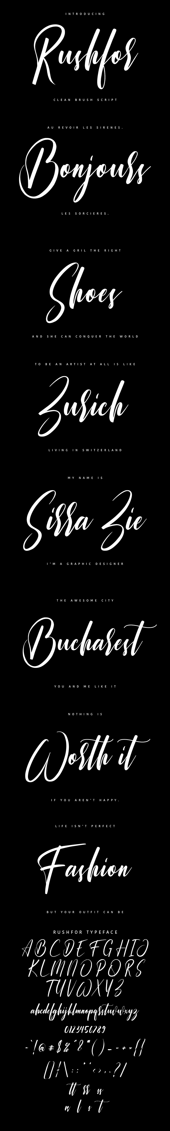 Cursive Handwritten Script Fonts from GraphicRiver (Page 3)