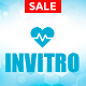 Invitro - Medical and Health HTML Template - ThemeForest Item for Sale
