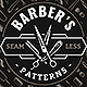 Barber Pattern | Seamless Texture - GraphicRiver Item for Sale