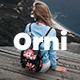Orni - Professional Portfolio for Designers - ThemeForest Item for Sale