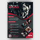 Fitness Flyer Templates - GraphicRiver Item for Sale