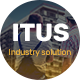 Itus - Industry, Industrial, Factory and Engineering HTML Template - ThemeForest Item for Sale