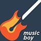 Vlog Background - AudioJungle Item for Sale