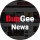 BunGee - Blog, News & Magazine PSD Template - ThemeForest Item for Sale