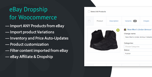 Ebay Plugins, Code & Scripts from CodeCanyon