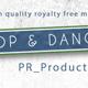 Pop Background - AudioJungle Item for Sale