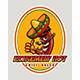 Mexican Food Chili Sauce Emblem - GraphicRiver Item for Sale