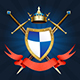 Heraldic Knight Coat of Arms - GraphicRiver Item for Sale