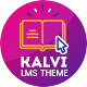 Kalvi - Education LMS WordPress Theme - ThemeForest Item for Sale
