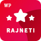 Rajneti - Political WordPress Theme for Parties, Candidates, & Campaigns - ThemeForest Item for Sale