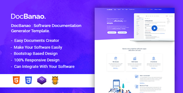 Guide Templates from ThemeForest