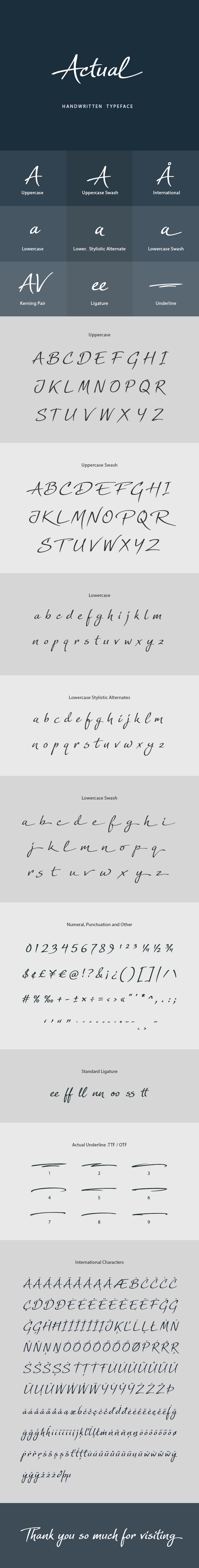 Cool Fonts from GraphicRiver