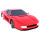 Ferrari 512 Testarossa - 3DOcean Item for Sale