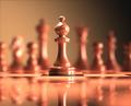 Bishop Chess Game Board - PhotoDune Item for Sale