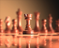 Rook Chess Game Board - PhotoDune Item for Sale