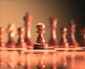 Pawn Chess Game Board - PhotoDune Item for Sale
