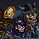 2D Character Pack - Skeleton Villains - GraphicRiver Item for Sale